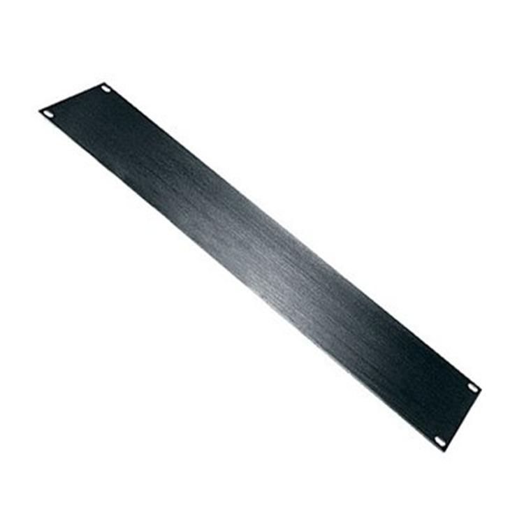 Middle Atlantic HBLSeries 11-Gauge Black Aluminum Blank Panel