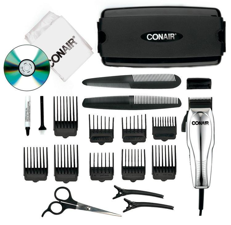 Hc200Gb Haircut Kit 21Pc W/Dvd