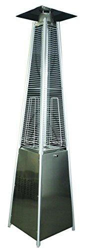 SS Square Patio Heater LP