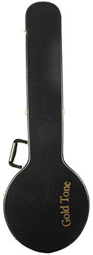 Gold Tone Hardshell Case For Openback Banjo