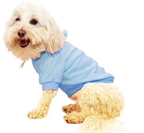 French Terry Pet Hoodie Hooded Sweater