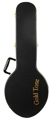 Gold Tone Hardshell Case For Bg-Mini