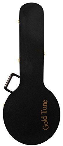 Gold Tone Hardshell Case For Resonator Irish Tenor Banjo (With Flange)