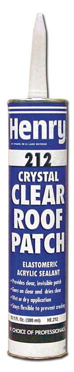 He212202 Roof Patch Clr 10.1Oz