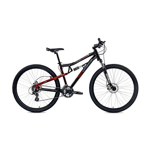 Rise TL Full Suspension MTB Bicycle