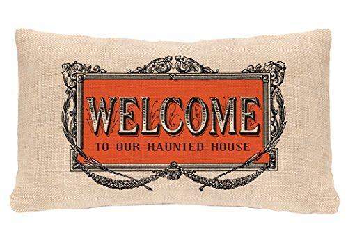 Halloween Frames 12X20 Pillow