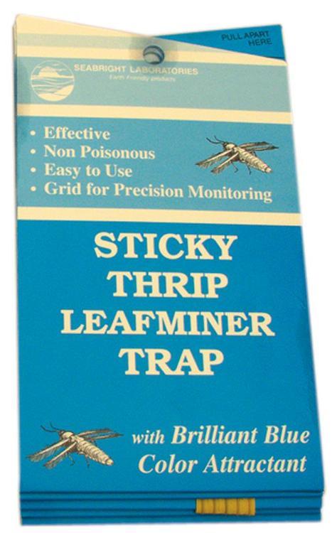 Hgsltlt Leafminer Trap 5Pk