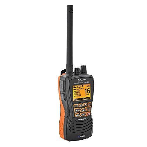 Cobra VHF-HH, 6 Watt, GPS, Grey