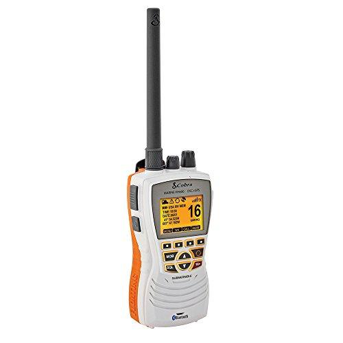 VHF-HH, 6 Watt, GPS, White