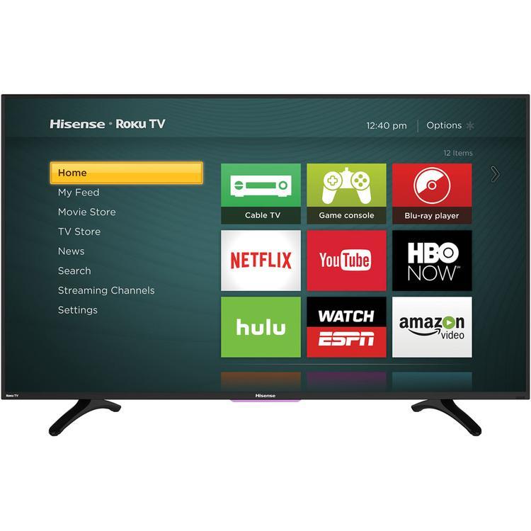 50 In. LED Smart HDTV