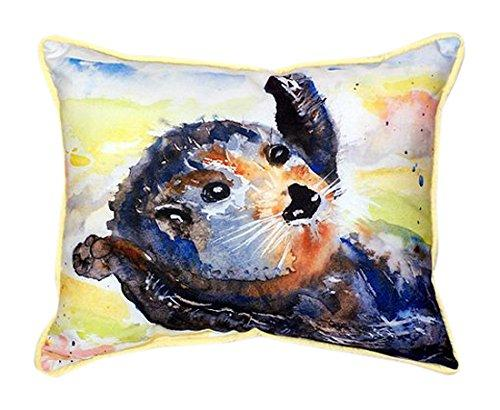 Otter Large Indoor/Outdoor Pillow 16x20
