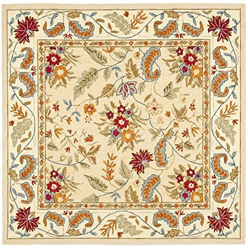 Transitional Rug - Chelsea Wool Pile -Ivory