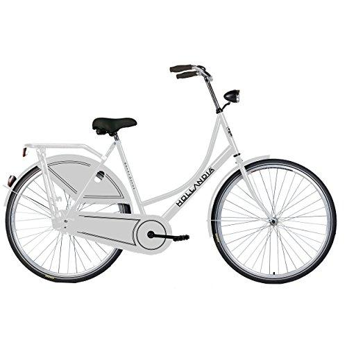 Royal Dutch White 26 inch City Bicycle