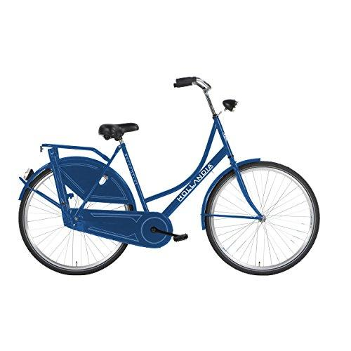 Royal Dutch Blue 700C City Bicycle