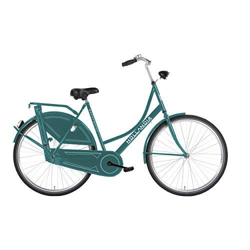 Royal Dutch Green 700C City Bicycle