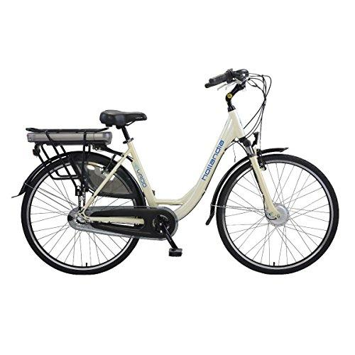 Evado Nexus 3.18 Step-Through 700C White Electric Bicycle