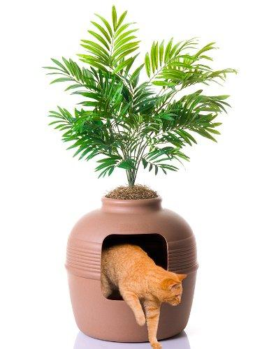 Hidden Litter Planter