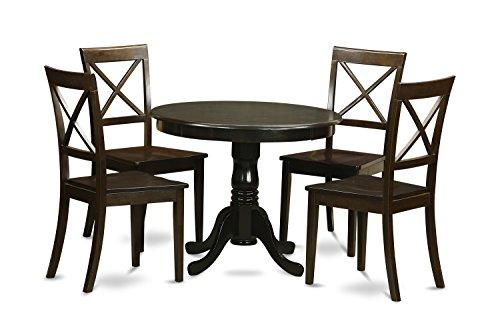 East West Furniture Kitchen Table Set