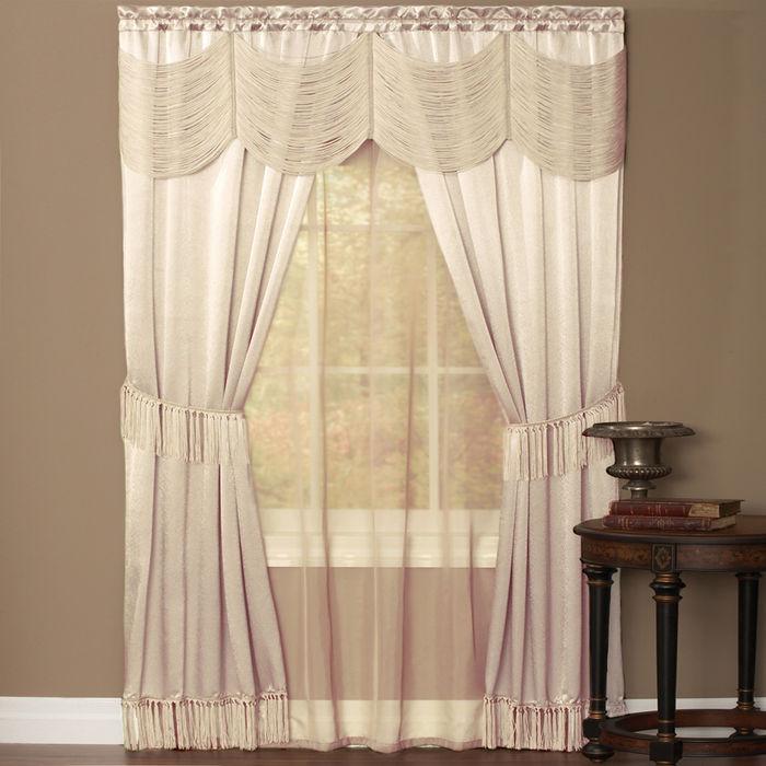 Halley Window Curtain Set