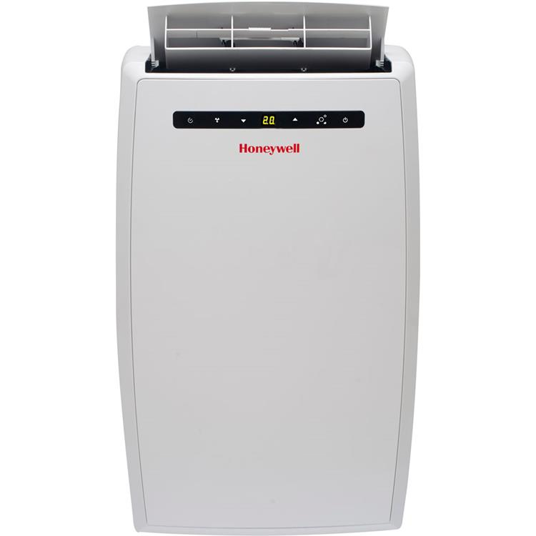 Honeywell Portable Air Conditioner with Dehumidifier & Fan for Rooms Up To 550 Sq. Ft. with Remote Control in White [Item # HONACMN12CESWW]