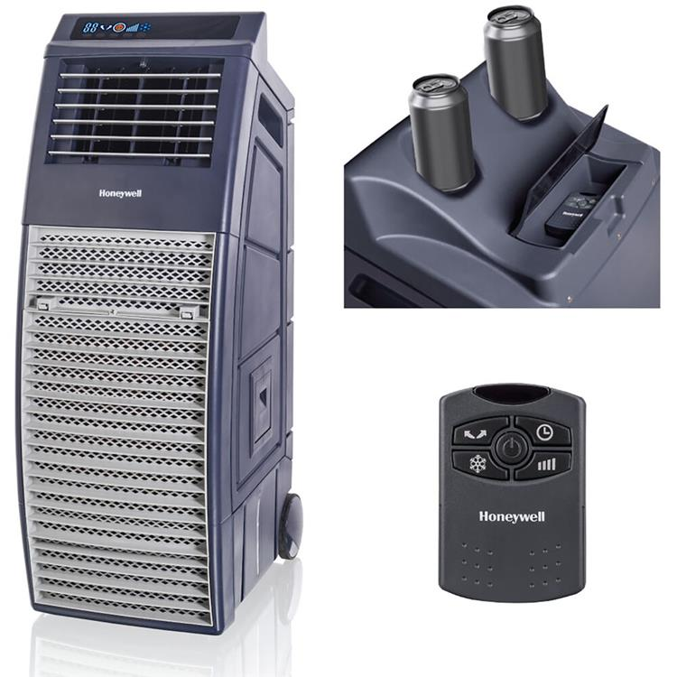 Honeywell 830 CFM Outdoor Portable Evaporative Cooler with Remote Control