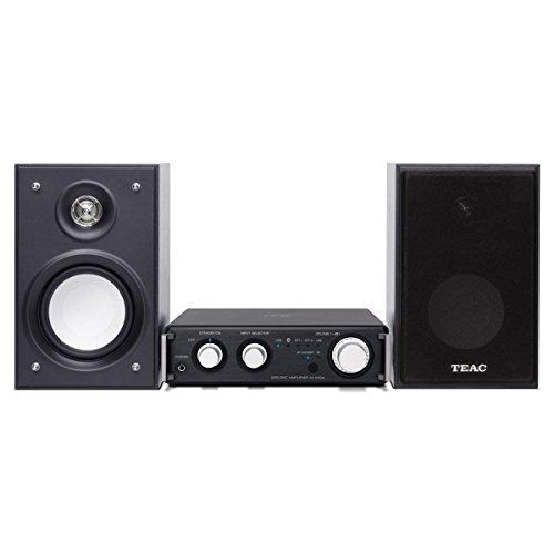 TEAC Bluetooth Micro System Black