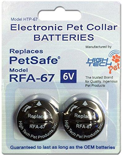 RFA-67 Petsafe® Alternative replacement battery (2-pack)