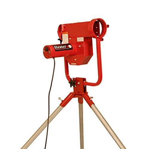 Heater Sports Heater Pro Real Curveball Machine