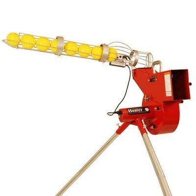 Heater Sports Heater Real Ball Combo Machine With Auto Ballfeeder