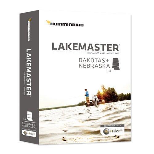 Lakemaster Maps, Dakotas/Nebraska
