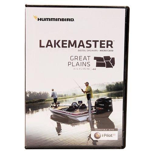 Lakemaster Maps, Great Plains