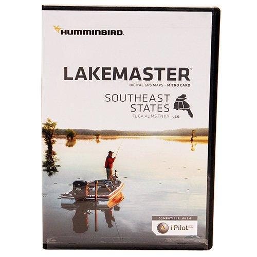 Lakemaster Maps, Southeastern States