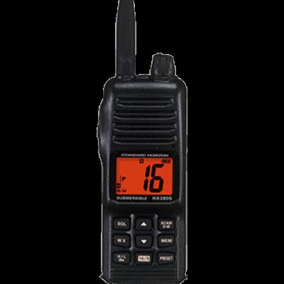 VHF-HH, 5 Watt, w/Land Mobile Channels