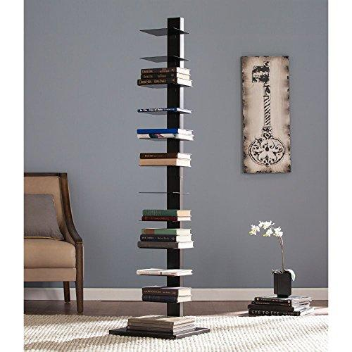 Southern Enterprises Spine Tower Shelf