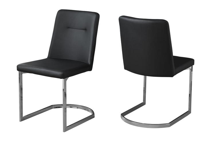 Monarch Specialties Dining Chair - 2Pcs / 34