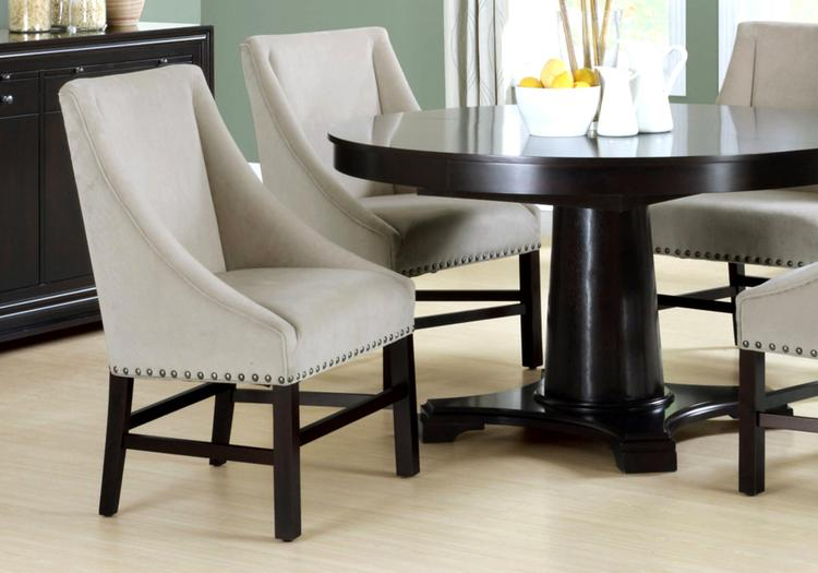 Dining Chair - Bonded Leather