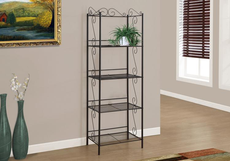 Bookcase - Metal Etagere