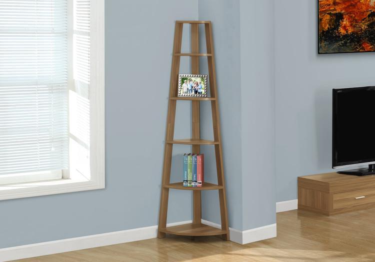 Bookcase - Corner Etagere