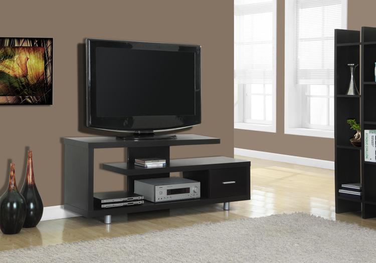 Monarch Specialties Tv Stand With 1 Drawer [Item # I2572]