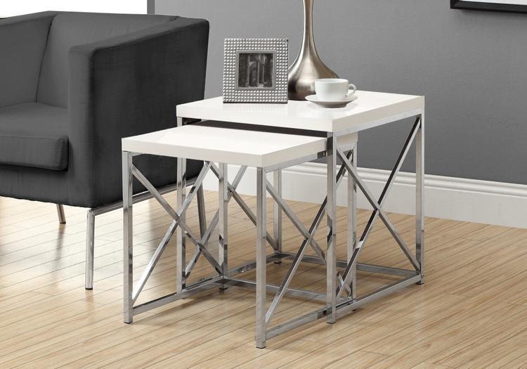 Nesting Table - Metal