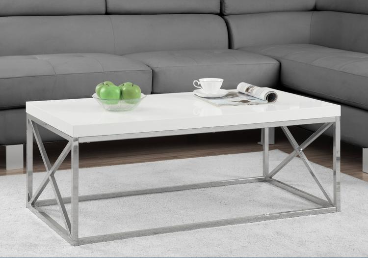 Monarch Specialties Coffee Table - Metal