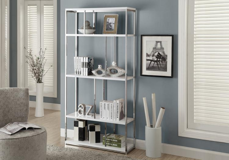 Bookcase - With Metal