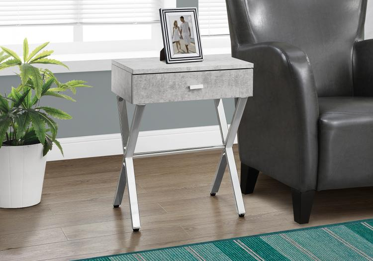 Monarch Specialties Night Stand Accent Table [Item # I3264]