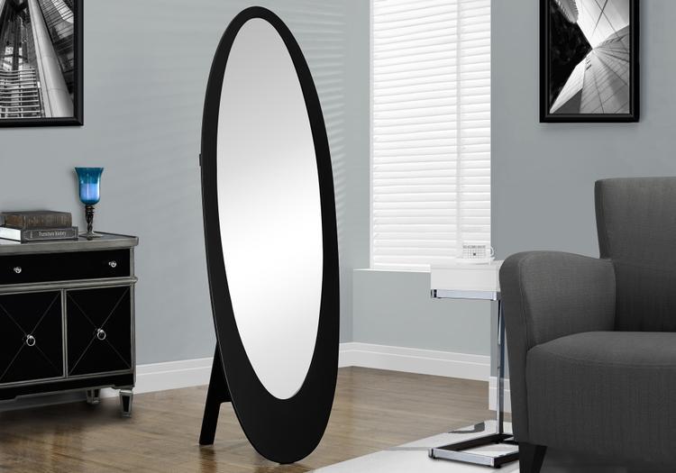 Mirror - Contemporary Oval Frame