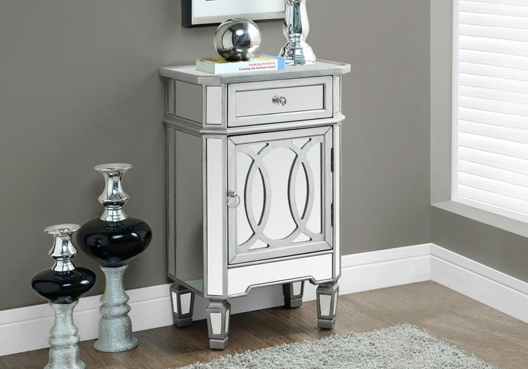 Accent Table - Mirror
