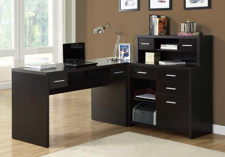 Monarch Specialties Computer Desk - Left Or Right Facing Corner [Item # I7018]