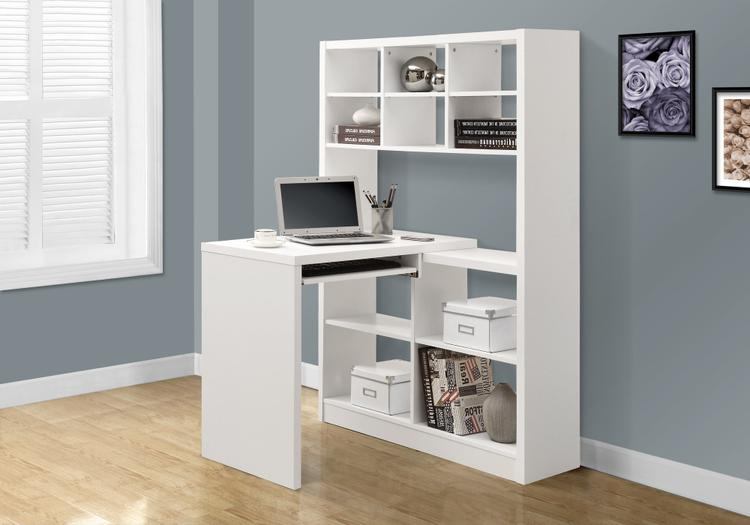 Monarch Specialties Computer Desk Left Or Right Facing Corner [Item # I7022]