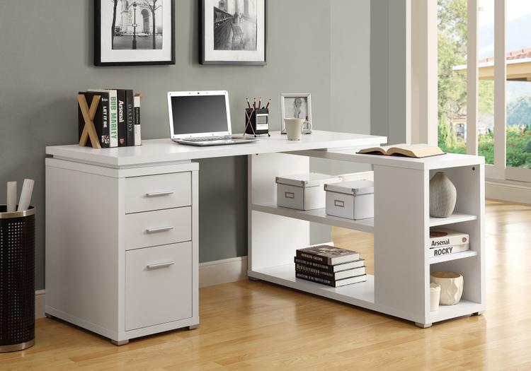 Monarch Specialties Computer Desk - Left Or Right Facing Corner