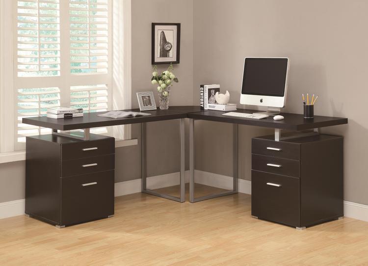 Computer Desk - L Shaped Corner Desk