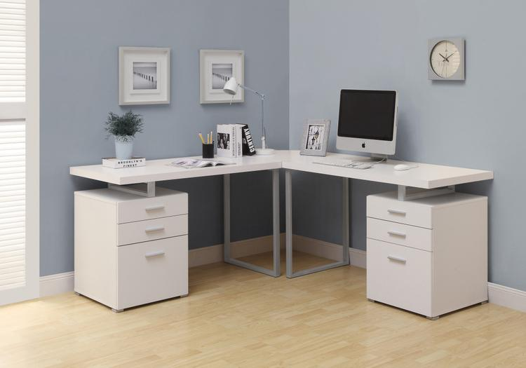 Computer Desk - L Shaped Corner Desk